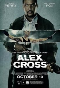 Alex Cross iTunes