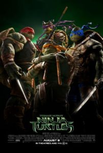 Teenage Mutant Ninja Turtles iTunes