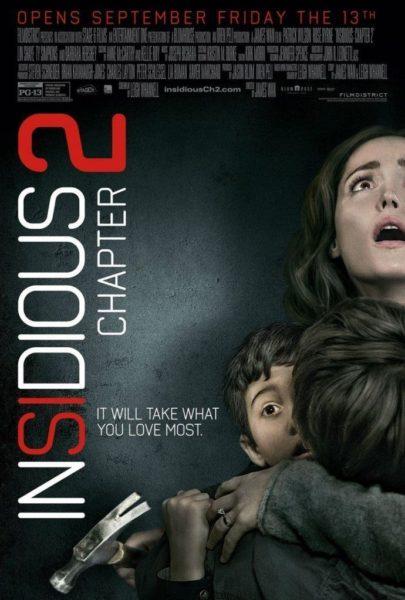 Insidious Chapter 2 SDUV