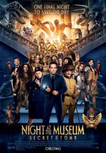 Night at the Museum – Secret of the Tomb HDXUV or iTunes