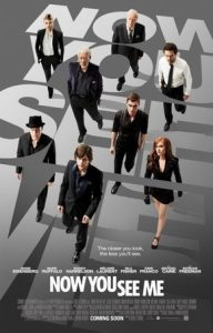 Now You See Me SDUV