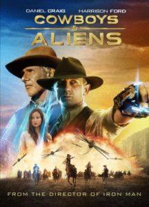 Cowboys & Aliens HDXUV