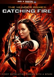 Hunger Games Catching Fire HDXUV