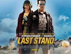 The Last Stand HDXUV