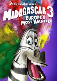 madagascar 3 europa most wanted