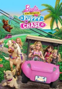barbie-puppy-chase