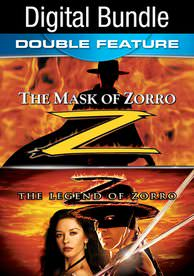 MASK AND LEGEND OF ZORRO