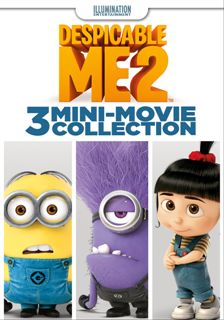 DESPICABLE ME 2 3MINI MOVIE
