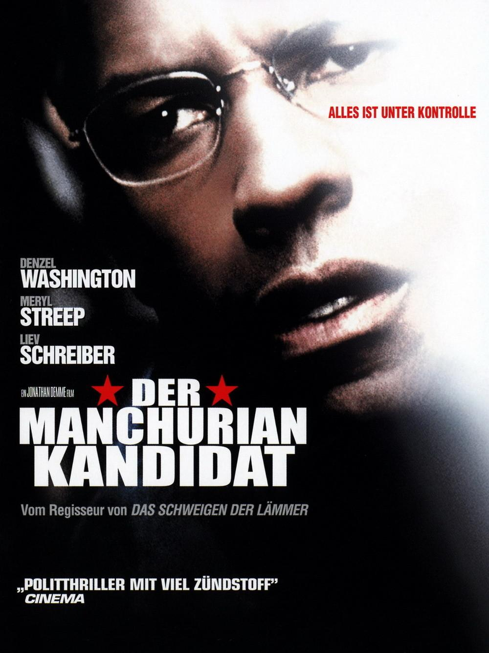 film review of the manchurian candidate Read the empire review of the manchurian candidate find out everything you need to know about the film from the world's biggest movie destination.