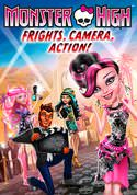 monster high fright cameras