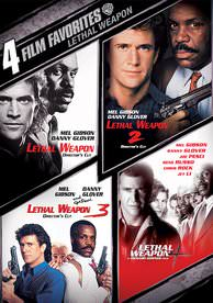 4 film favority lethal weapon