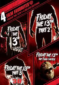FRIDAY THE 13 BUNDLE